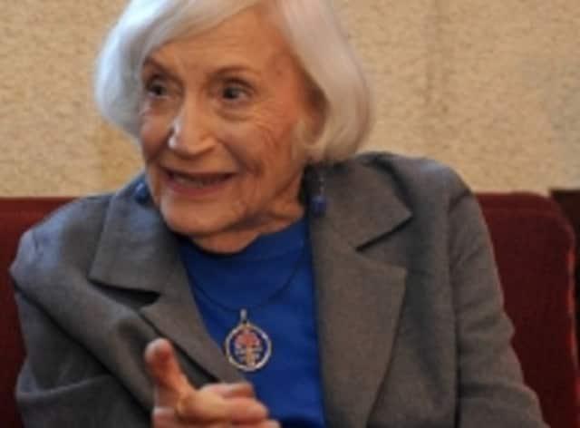 Marthe Cohn will speak Oct. 20 about her exploits as a spy during World War II.