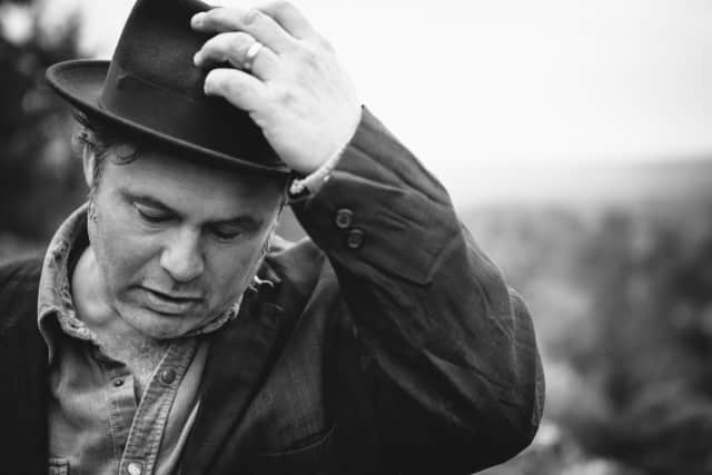 Martin Sexton will perform at the Ridgefield Playhouse on March 5.