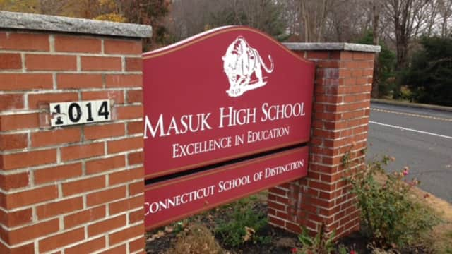 Mausk High School was honored by the U.S. Department of Education.
