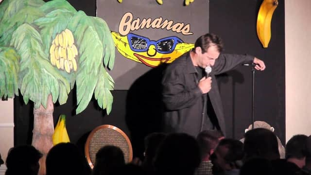 "Banana's Comedy Club will host ""A Night of Comedy"" March 18 to benefit the Bergen Volunteer Center."