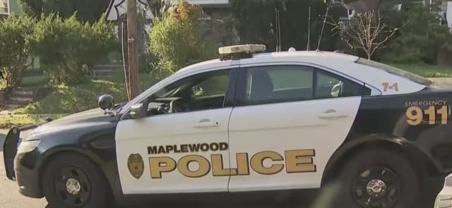 An armed robbery at a Maplewood home was stopped by one of the victims, who shot at the intruders with one of their own guns.