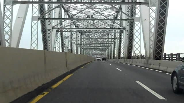 Cashless tolls will be introduced on the Outerbridge Crossing later this month.