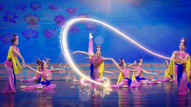 Attendees of Friday's Palisades Rotary breakfast will get an audiovisual presentation on Chinese culture and the Shen Yun Performing Arts.
