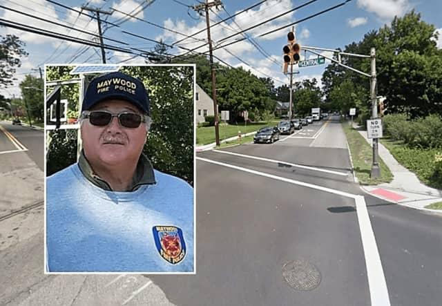Maywood Fire Police Capt. Thomas Stavola