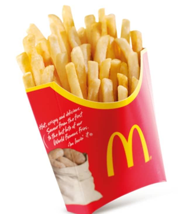 McDonald's is road testing a new all-you-can-eat fries concept at a franchise in St. Joseph, Mo.