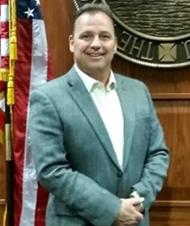 Edgewater Mayor Michael McPartland