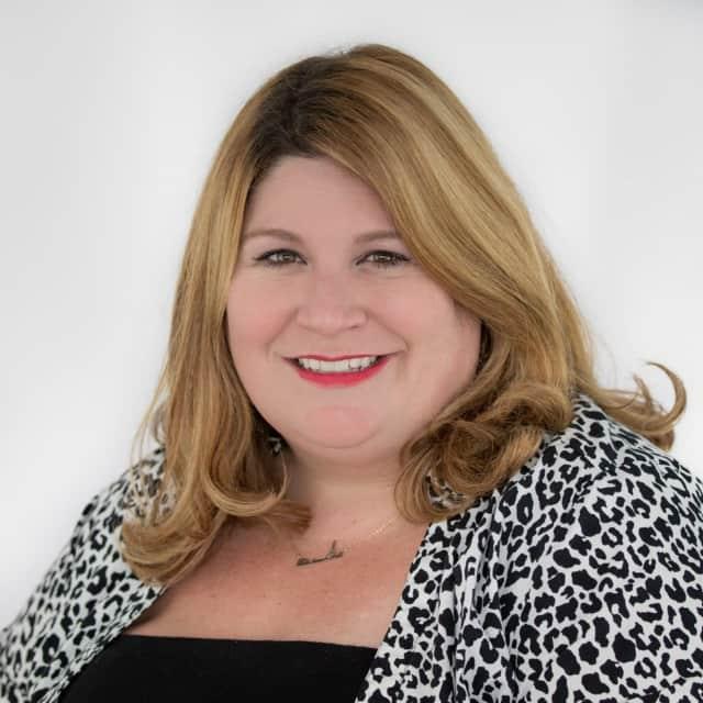 Ridgefield Park resident Joyce Essig has a side career as the NJ Marketing Chick.