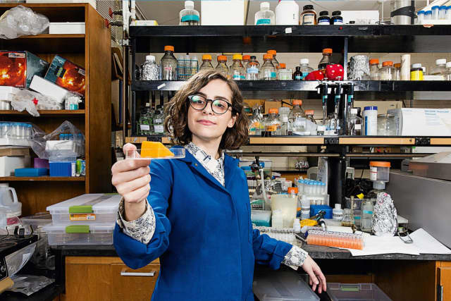 Dr. Christina Agapakis, Creative Director at Ginkgo Bioworks, will speak at the Bruce Museum in Greenwich.