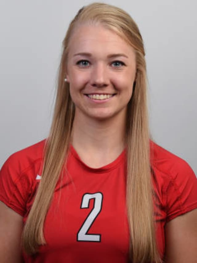 Megan Theiller, a Hopewell Junction resident and graduate of John Jay in East Fishkill, was named the MAAC Volleyball Player of the Week for Fairfield University.