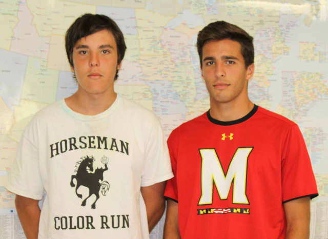 Sleepy Hollow High School seniors Dylan Basescu and David Friedman have been named National Merit semifinalists.
