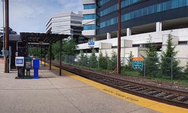 Police activity was reported near the Merritt 7 train station in Norwalk on the Danbury Branch of Metro-North.