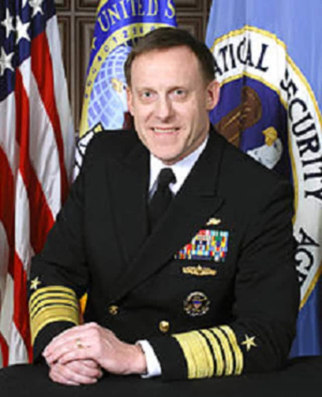 NSA Director Admiral Michael Rogers discussed cyberattacks on the U.S. during Wall Street Journal's WSJDLive Conference.