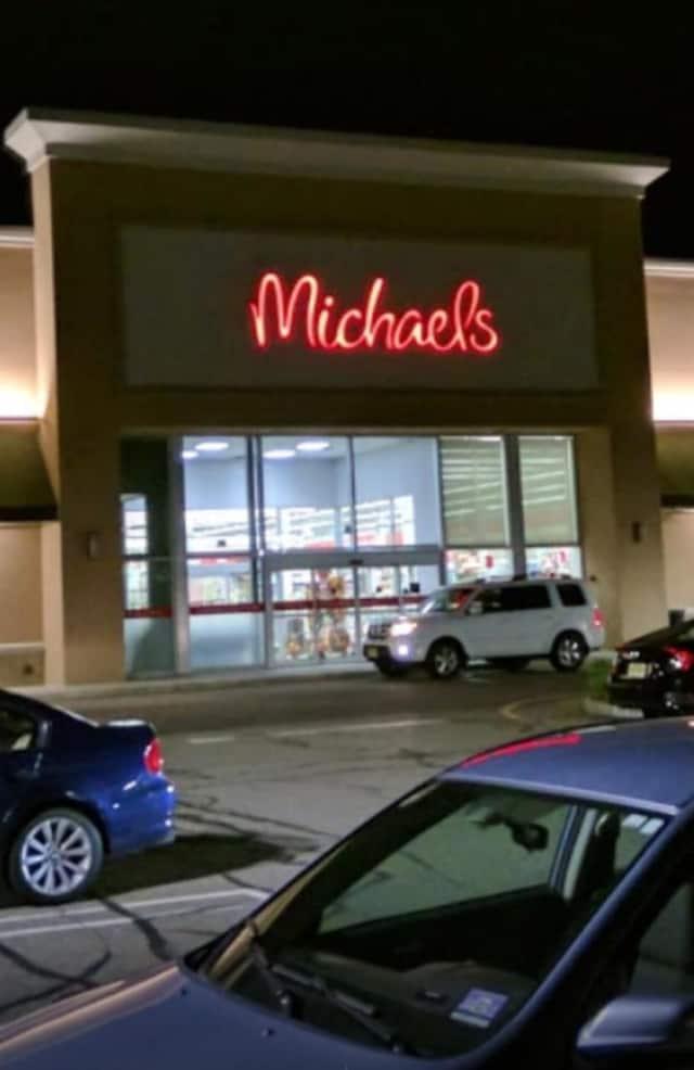 Michaels in Paramus.