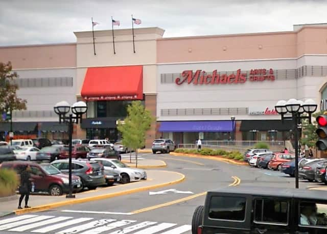 Michaels in Stamford.