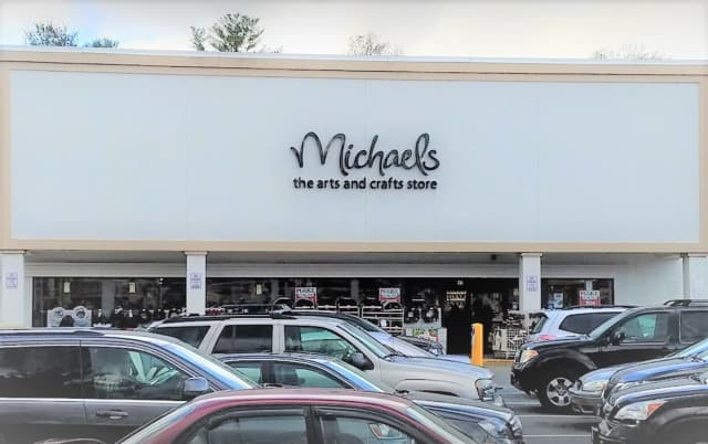Michaels in Hartsdale.