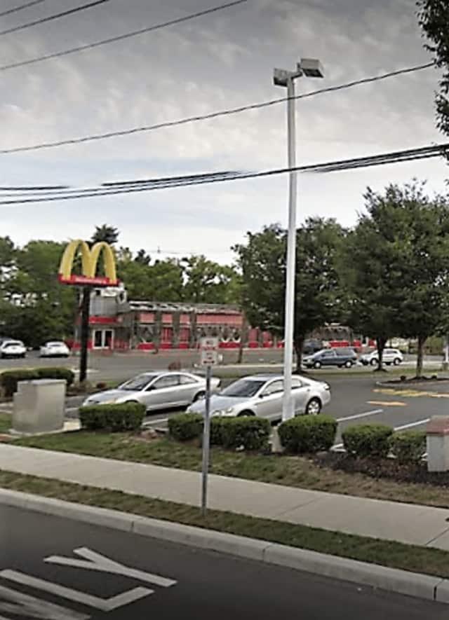 Wayne McDonald's