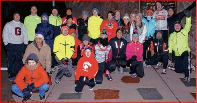 Glen Rock Midnight Run 2015
