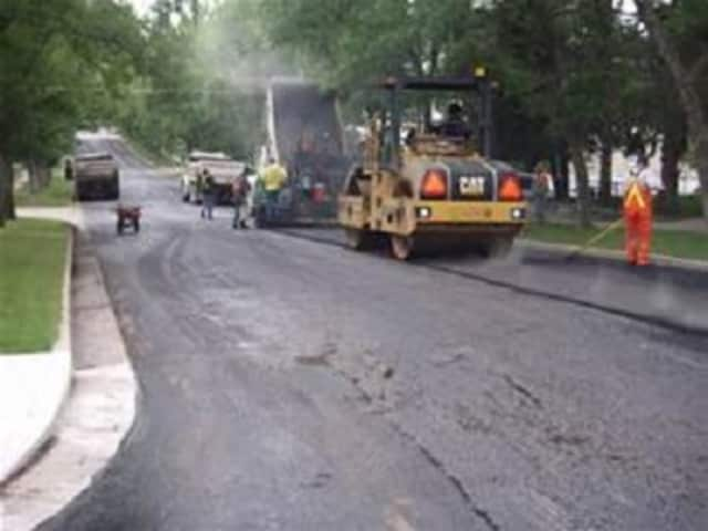 Resurfacing and repaving work will take place this week in the Borough of Waldwick .