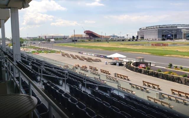 The Meadowlands Racetrack