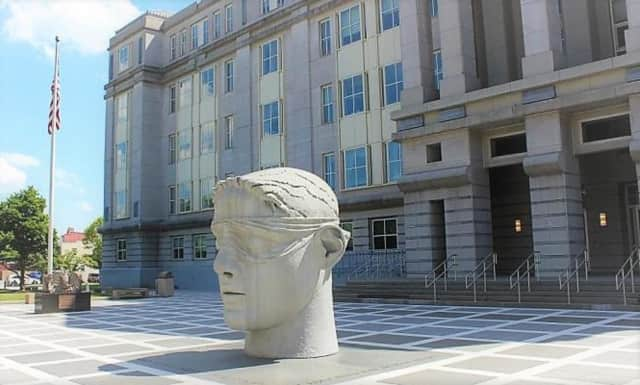 Martin Luther King U.S. District Courthouse in Newark