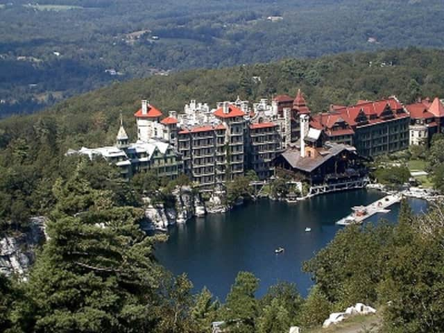 Liam B. Farrell, a former employee at the Mohonk Mountain House in New Paltz, has been charged in the theft of $4,000 from the resort's safe.
