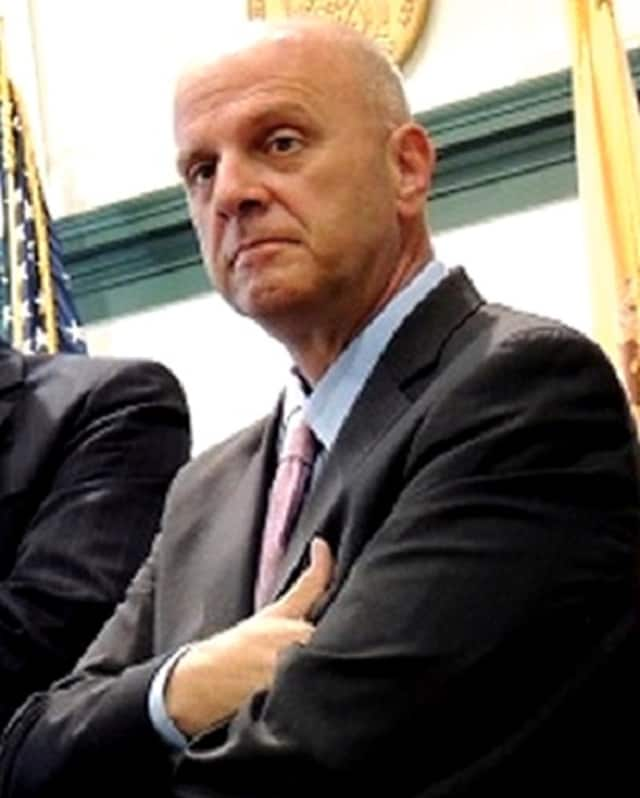 Bergen County Prosecutor John L. Molinelli