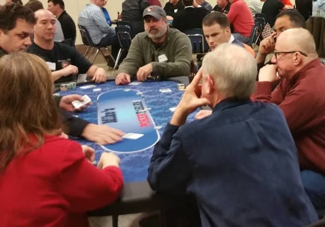 The North Arlington Fire Department will hold a poker tournament on April 3.