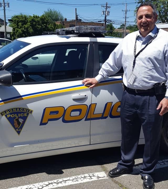 Moonachie Police Chief Michael Maguire