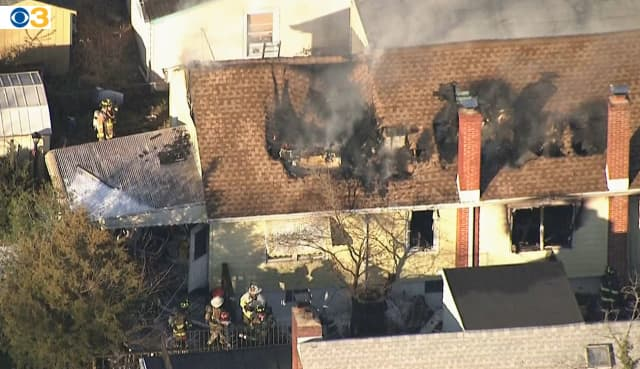 Three other residents escaped the fatal Moorestown fire, authorities said.