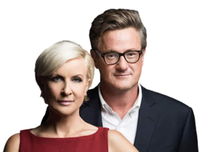 The co-host of 'Morning Joe,' Joe Scarborough, right, will be the guest speaker at the New Canaan Republican Town Committee's 10th annual Lincoln-Reagan Dinner May 6.
