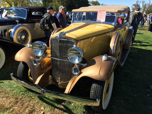 Sixty antique and classic automobiles are featured in the Rhinebeck Antique Car Show May 6 to 8.