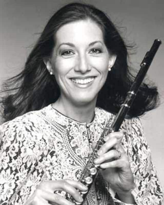 Flutist Donna Elaine will be one of the faculty performers at Hoff-Barthelson Music School's concert, Breath in Motion – Wind Instruments Come to Life!, on Friday, March 24.