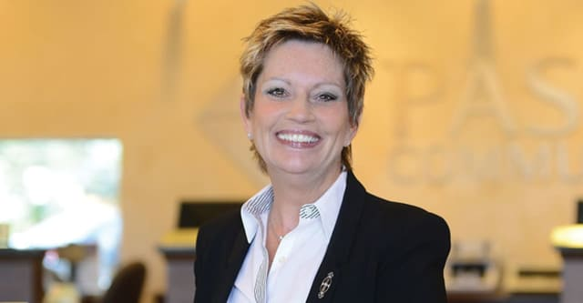 Bank of New Jersey President and Chief Executive Officer Nancy Graves