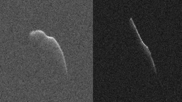 """The """"Christmas Eve Asteroid"""" will safely pass Earth, according to NASA."""