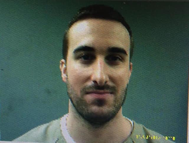 Kyle Navin, 27, of Bridgeport is charged with two counts of murder in the death of his parents.