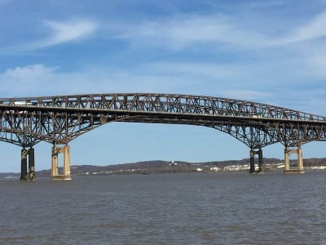 A man was found dead after jumping early Friday from the Newburgh-Beacon Bridge.