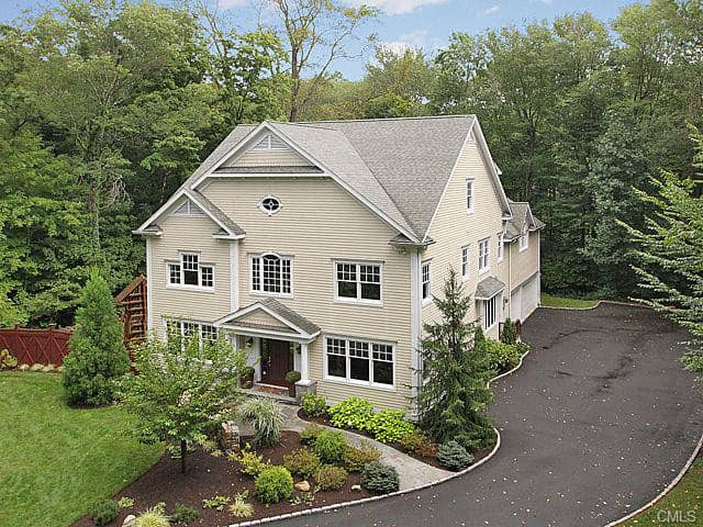 The home at 93 Deforest Road in Wilton recently sold for $1.375 million.