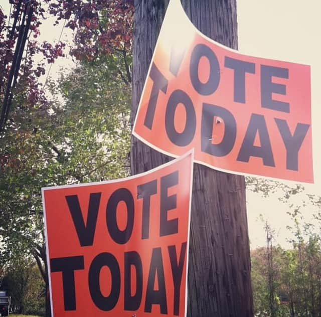 Mount Vernon residents can cast their vote on the budget on Tuesday.