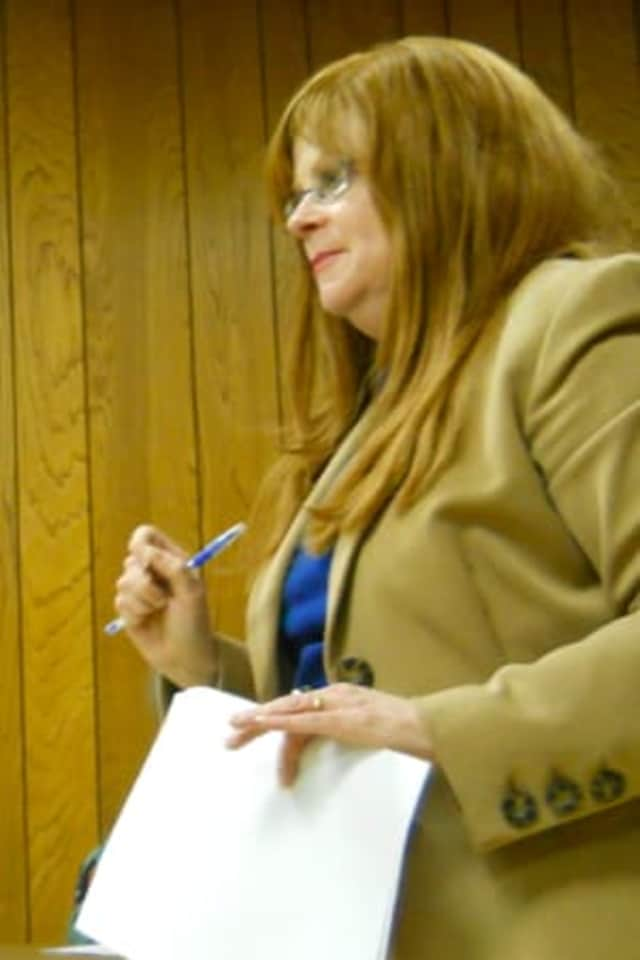 New Castle Town Administrator Penny Paderewski will run for Town Supervisor in November.