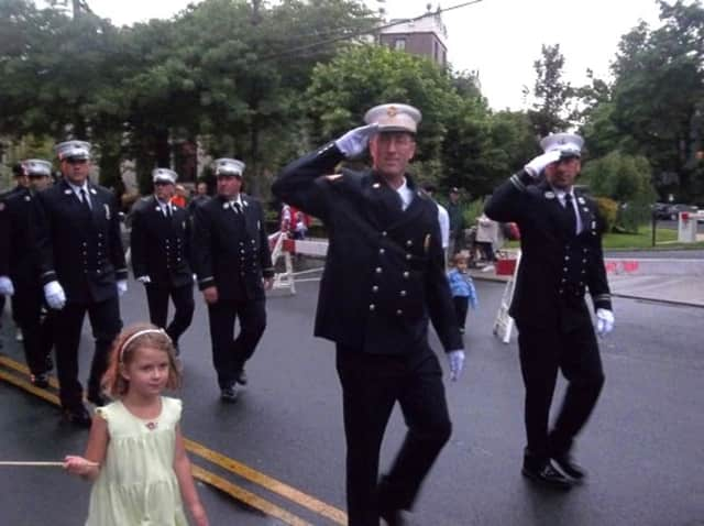 The Larchmont Memorial Day Parade is Thursday at 7 p.m.