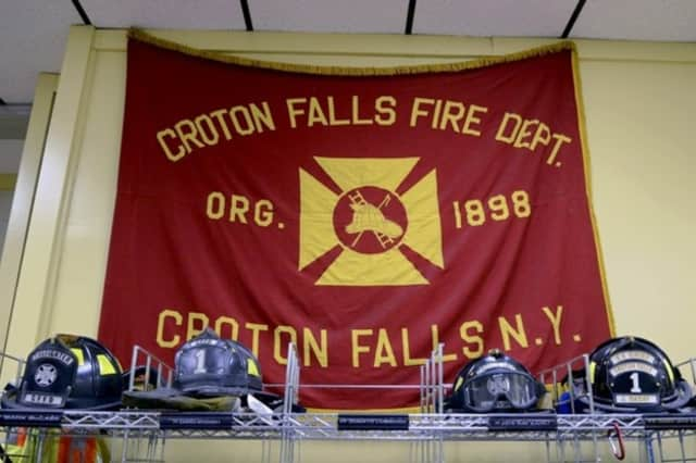 The Croton Falls Fire Department saved a baby's life on Friday.