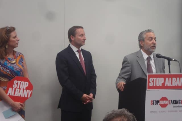 Westchester Leaders Start Coalition To End Unfunded State