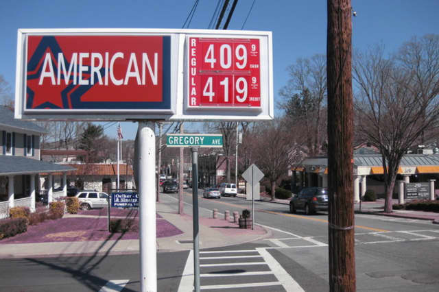 Some of the area's cheapest gas can be found in Mount Kisco.