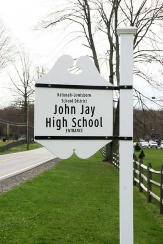 The Lewisboro Police reported a number of incidents at John Jay.