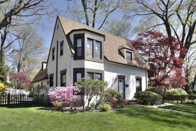 This home on Garden Place in Pelham will be on show this weekend.