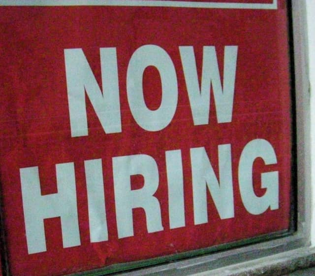 Here's some jobs openings in the Pelham area.