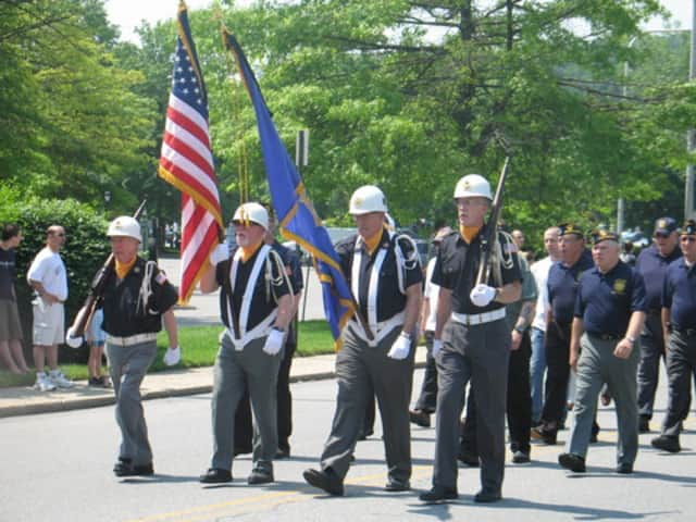 This year's Yorktown Memorial Day Parade kicks off at 11:15 a.m. Monday at Yorktown Town Hall.