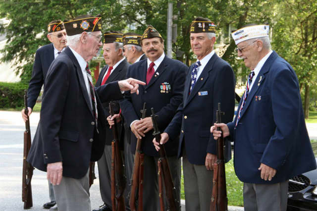 The Somers Memorial Day Parade starts Monday morning at Somers Middle School.