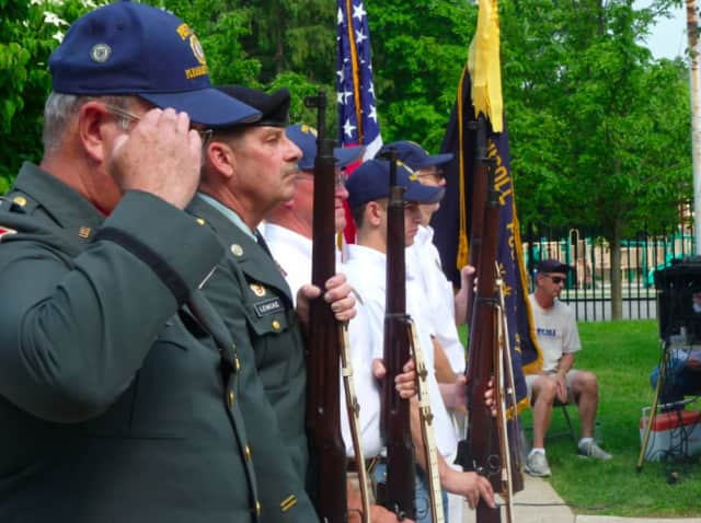 Pleasantville residents will celebrate Memorial Day this weekend.