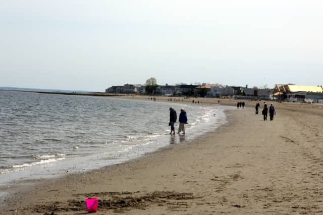 Parking will be restricted near Penfield Beach on Saturday due to Fairfield University's Clam Jam event.